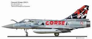 MIR 2000-5 75ans Corse