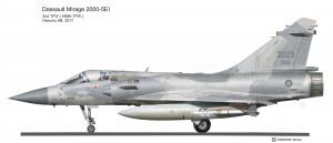 MIR 2000-5 EAU