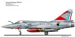 MIR 2000-5F  Corse