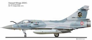 MIR 2000C 115-KC