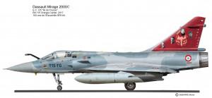 MIR 2000C 115-YG Gau