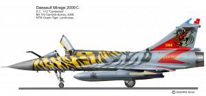 MIR 2000C  12-YB Ocean