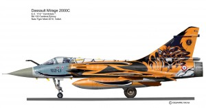 MIR 2000C Tigre 2010 2