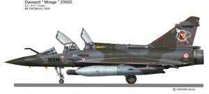 MIR 2000D  3-11 Corse