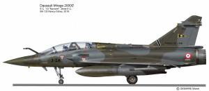 MIR 2000D 3-IA