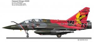 MIR 2000D 3-JR