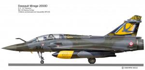 MIR 2000D 3-XJ