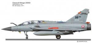 MIR 2000D DGA 1