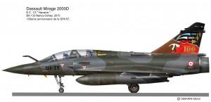 MIR 2000D SPA 67