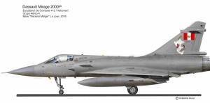 MIR 2000P Pape