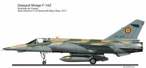 MIR F-1AZ  Congo