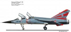 MIR F-1B  118-SW
