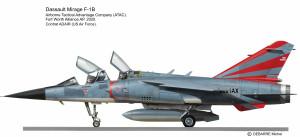 MIR F-1B ATAC