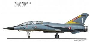 MIR F-1B FA