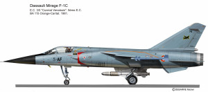 MIR F-1C 5-AF