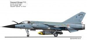 MIR F-1C EP