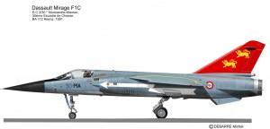 MIR F-1C MA