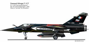 Mir F-1CT noir