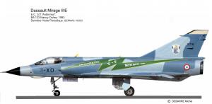 MIR IIIE  3-XO