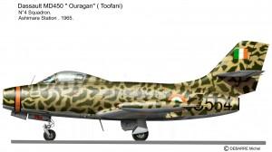 Ouragan 554