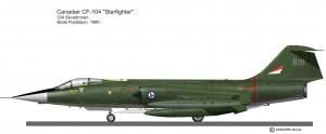 F-104G 818