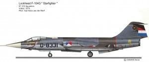 F-104G 8331