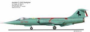 F-104S 12 Gruppo