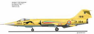 F-104S 20 anni