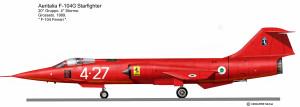F-104S Ferrari