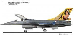 F-16A Diana 3