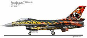 F-16C 192 Filo