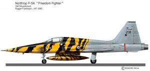 F-5A Tigre