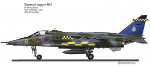 Jaguar 54 75