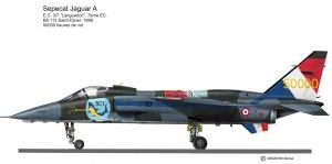 Jaguar A 50000
