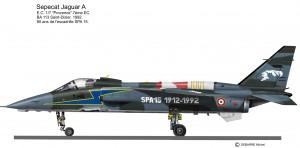Jaguar A SPA15