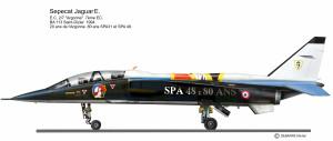 Jaguar E SPA 48 94