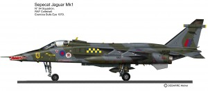 Jaguar GR1 54Sqn Bull s Eye