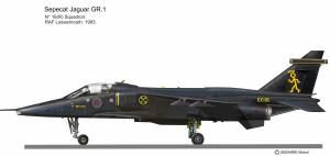 Jaguar GR1 XX116