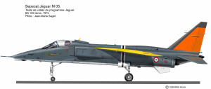 Jaguar M 05 plan
