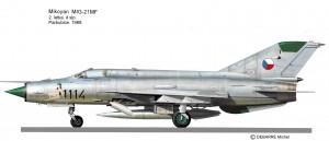 Mig-21 1114