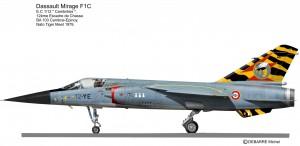 MIR F-1C YE