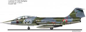 TF-104G 4 stormo