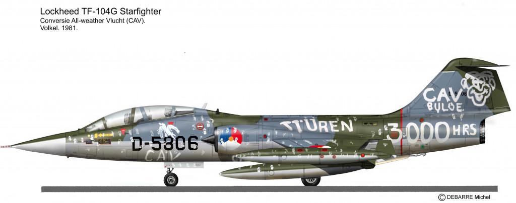 TF-104G CAV