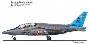 Alphajet 120-AF