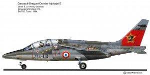 Alphajet 314