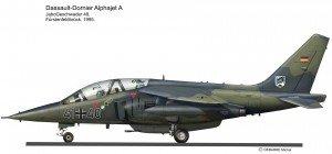 Alphajet 41X40