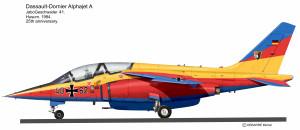 Alphajet JBG 41