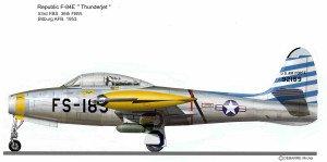 F-84E 53FBS