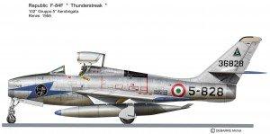 F-84F 102G