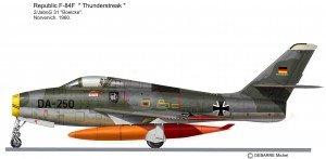 F-84F 250